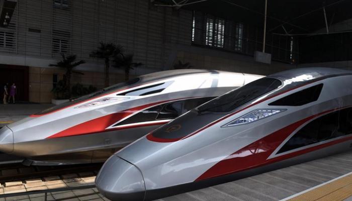 Der schnellste Zug der Welt. Foto: China Internet Information Center