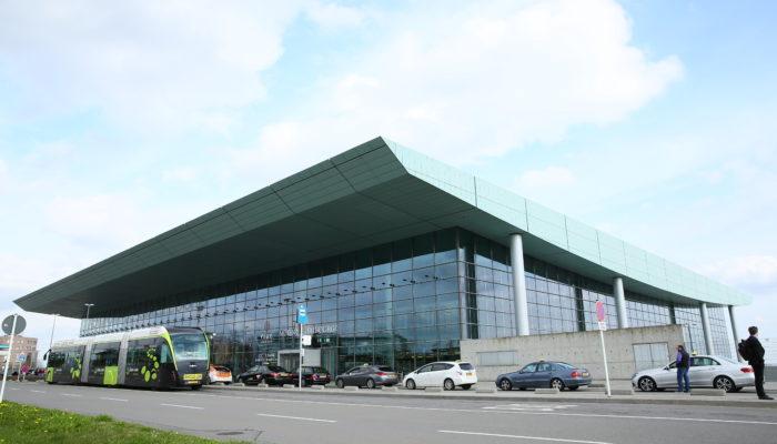 Der Flughafen Luxemburg war vorübergehend gesschlossen. Foto: Flughafen Luxemburg