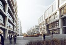 So soll die Fassade des neuen Vienna House in Warschau aussehen. Foto: Vienna House