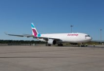 Eurowings drohen neue Arbeitsniederlegungen. Foto: Eurowings