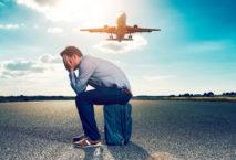 Flugangst kann die Geschäftsreise zum Horrortripp machen. Foto: iStock