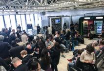 Reisende am Flughafen Lissabon müssen mit langen Wartezeiten rechnen. Foto: iStock