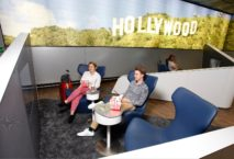 Die Movie World am Frankfurter Flughafen. Foto: Fraport