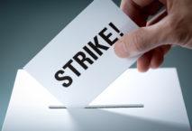 Im Dezember drohen neue Streiks, nicht nur in Europa. Foto: iStock