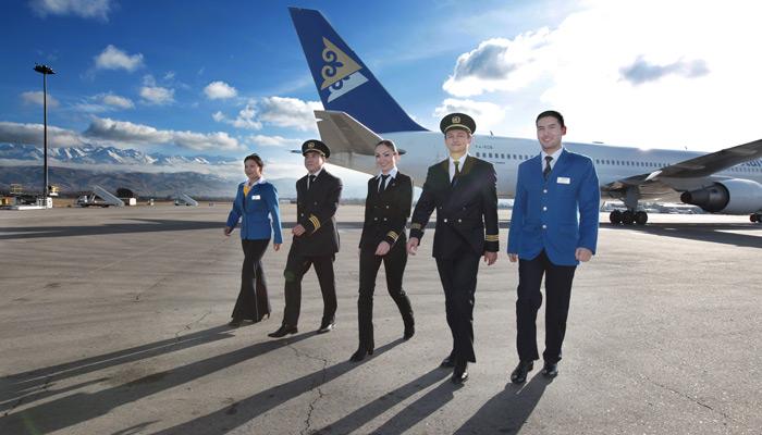 Air Astana - 2002