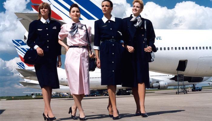 Air France - 1987 bis 1997