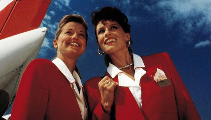 Austrian Airlines - 1988 bis 1996