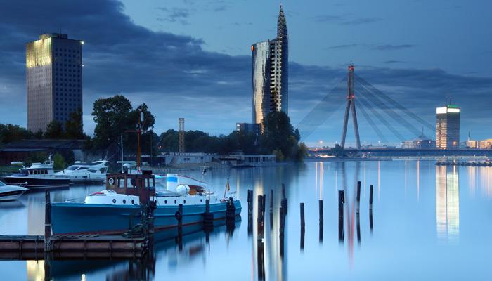 Ziele - Riga