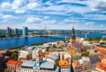 Ziele - Run auf Riga