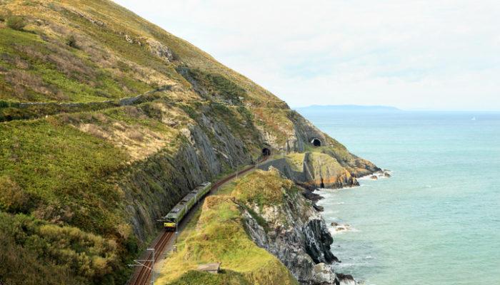 An einigen Tagen im November ist der Zugverkehr in Irland eingeschränkt. Foto: iStock.