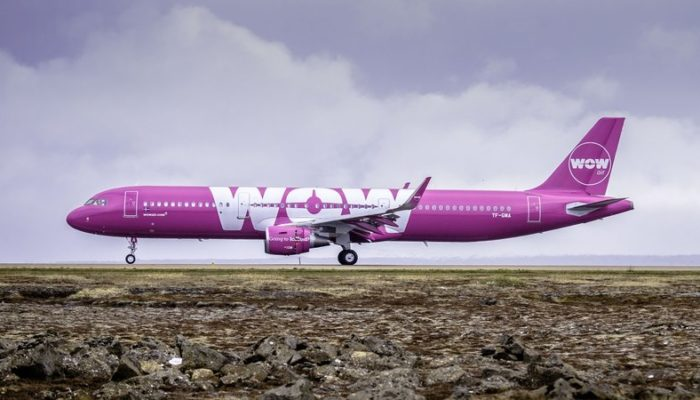 Wow Air fliegt im nächsten Jahr 20 Mal pro Woche nach New York. Foto: Wow Air