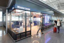 Mehr Komfort für Raucher am Flughafen Frankfurt. Foto: Fraport