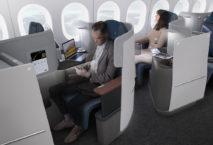 Die neue LH-Business Class ist ab 2020 in den neuen B777-900 verfügbar. Foto: Lufthansa