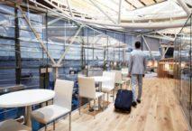 Skyteam hat nun sieben Lounges weltweit. Foto: Skyteam
