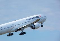 Die B777-200 fliegt von Paris-Charles de Gaulle nach Taipeh. Foto: Air France