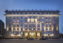 Vom Grand Hotel Kempinski Riga bis zur vielgerühmten Oper sind es nur wenige Minuten zu Fuß. Foto: Kempinski