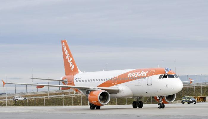 Easyjet verbindet München und Berlin. Foto Easyjet