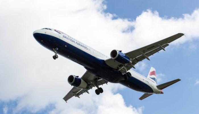 British Airways verringert Sitzabstand. Foto: British Airways