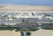 Der internationale Flughafen von Maskat von oben. Foto: Oman Airports