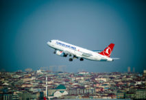 Turkish Airlines auf dem eDreams-Siegertreppchen. Foto: Turkish Airlines