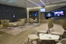 Die VIP-Lounge am Flughafen Budapest. Foto: Budapest Airport