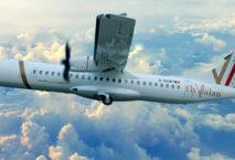 Fly Valan hat den Betrieb schon wieder eingestellt - vorübergehend, heißt es. Foto: Fly Valan