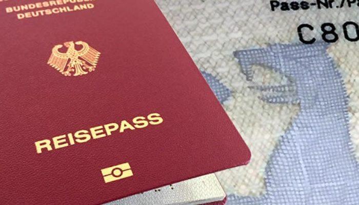 Nie Mehr Verwechseln Null Und O In Der Passnummer Business Traveller