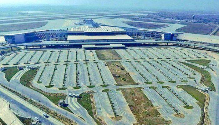 Nach zehnjähriger Bauzeit eröffnet der internationale Airport in Pakistan am 20. April. Foto: Government of Pakistan
