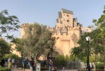 Hotel Transylvania im Motiongate Park, Dubai Parks and Resorts. Fotos: Susanne Freitag