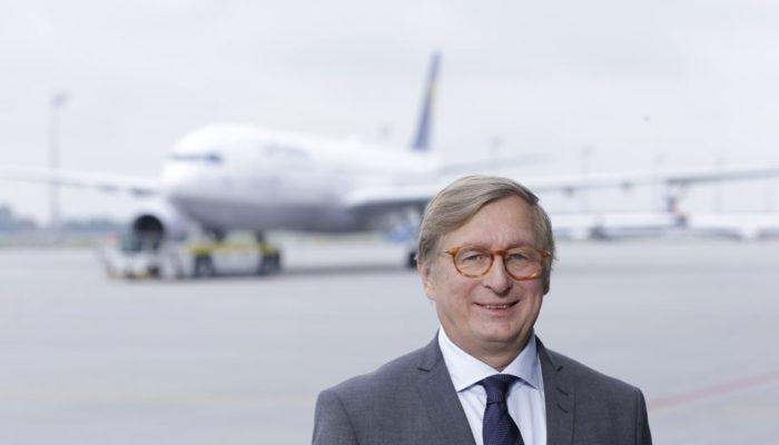 Dr. Michael Kerkloh, Vorsitzender der Geschäftsführung und Arbeitsdirektor der Flughafen München GmbH
