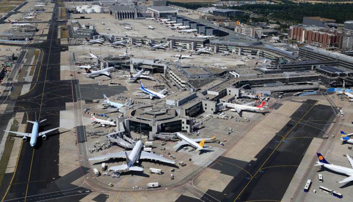 Frankfurt hat die beste Konnektivität. Foto: Fraport AG