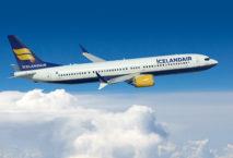 Icelandair setzt erste Boeing 737 MAX 8 ein. Foto: Boeing