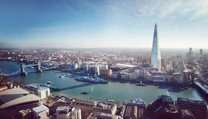 London ist das Top-Ziel von Business Travellern aus Deutschland und der Schweiz. Foto: iStock