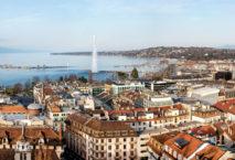 Genf bleibt die teuerste Stadt Europas. Foto: iStock