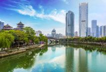 Skyline Chengdu