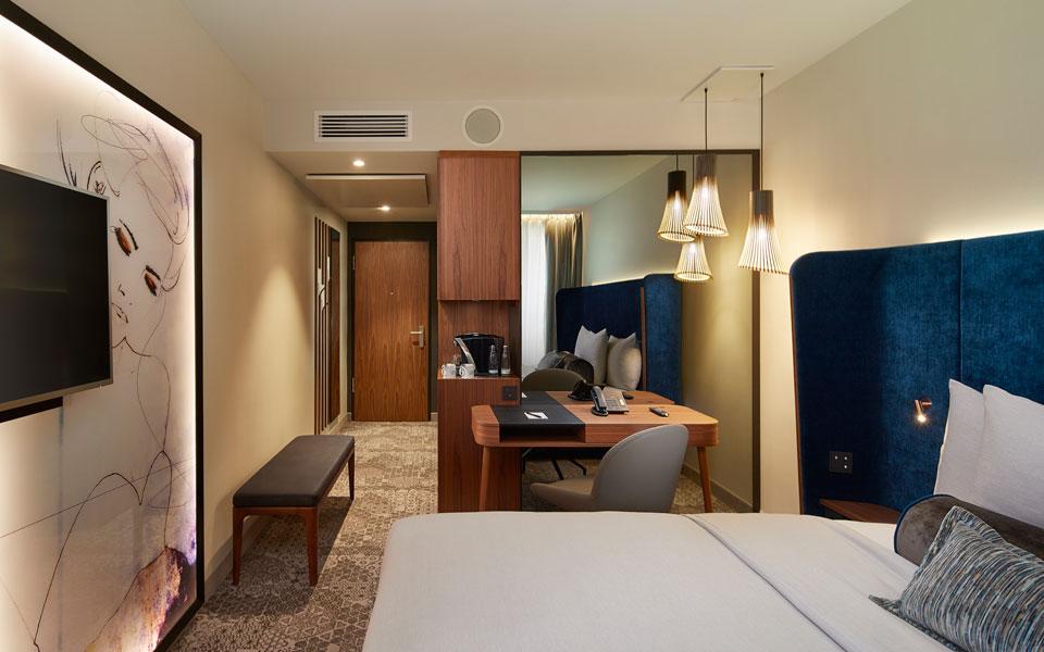 Deluxe-Zimmer im Hyperion Hotel München Bogenhauser Tor