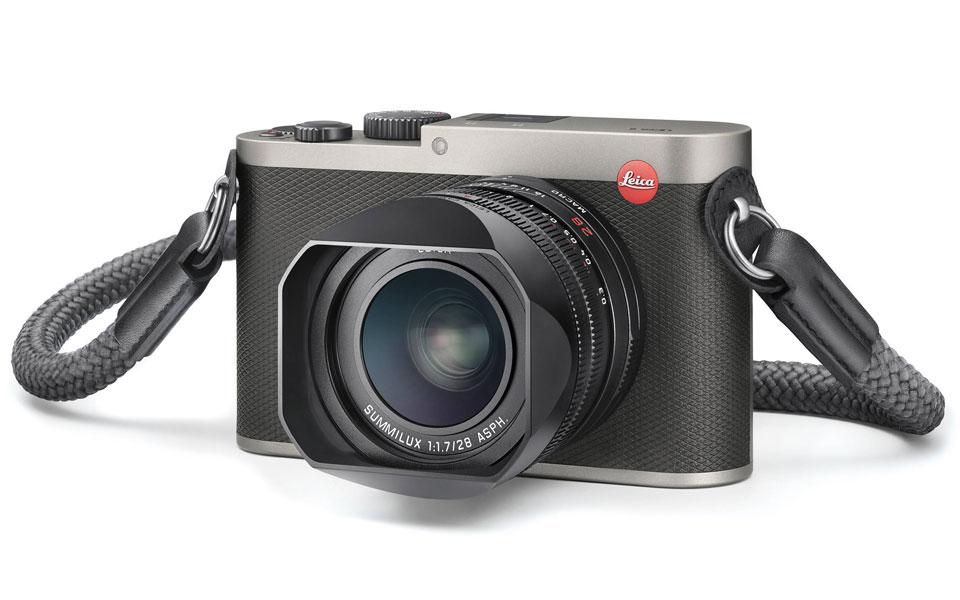 Leica Q Silber