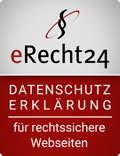 Datenschutz-Siegel eRecht24