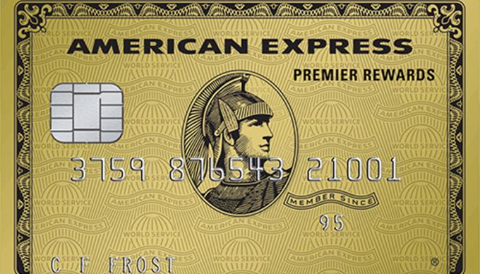 """Die meisten Vorteile bietet die """"American Express Gold Card"""". Foto: American Express"""