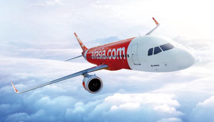 Air Asia fliegt Kuala Lumpur - Singapur am häufigsten. Foto: Air Asia