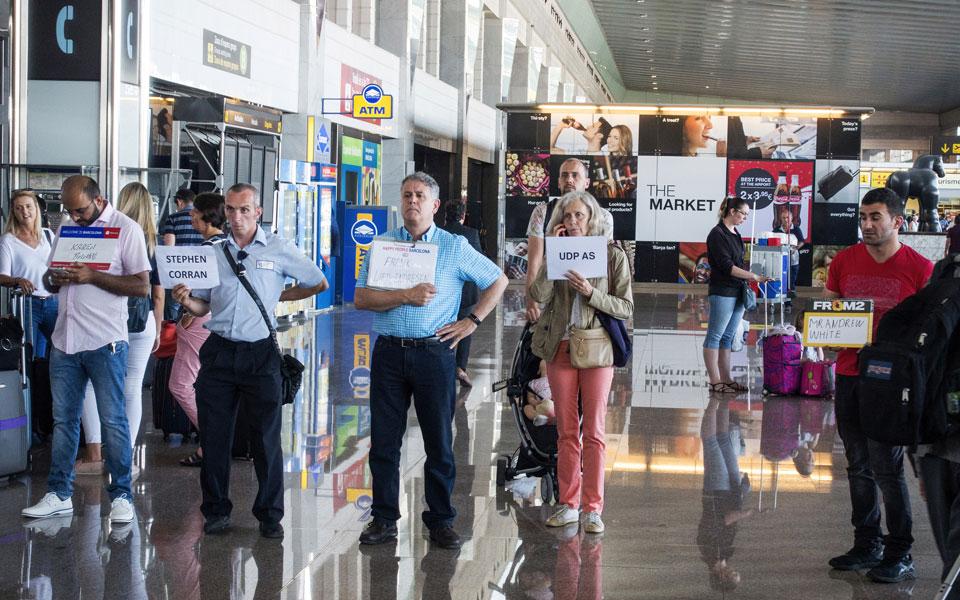 Abholdienste am Flughafen