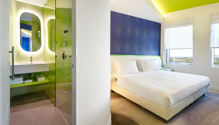 Zimmer im Park Inn by Radisson Amsterdam