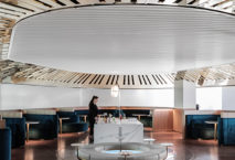 Die neue Air France-Lounge in Paris-Charles de Gaulle. Foto: Air France