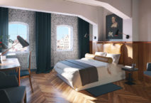 Zimmer im Radisson Hotel & Suites Danzig