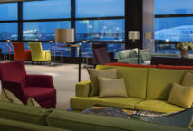 VIP Lounge, Frankfurt. Foto: Flughafen Frankfurt
