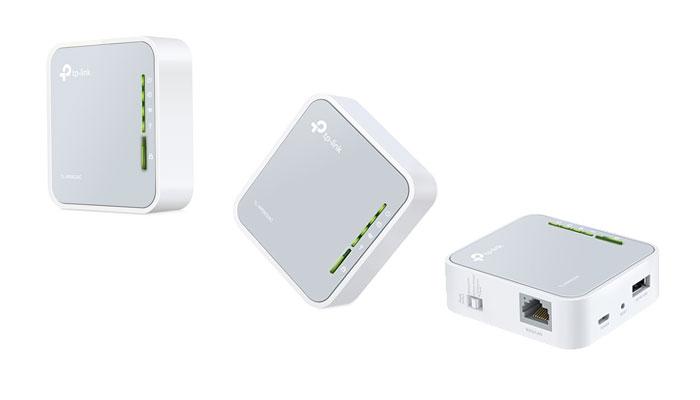 WLAN-Router AC750 von TP-Link