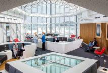 Airport Lounge World; Foto: Flughafen München