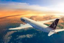 Boeing 787-9 der LOT in der Luft