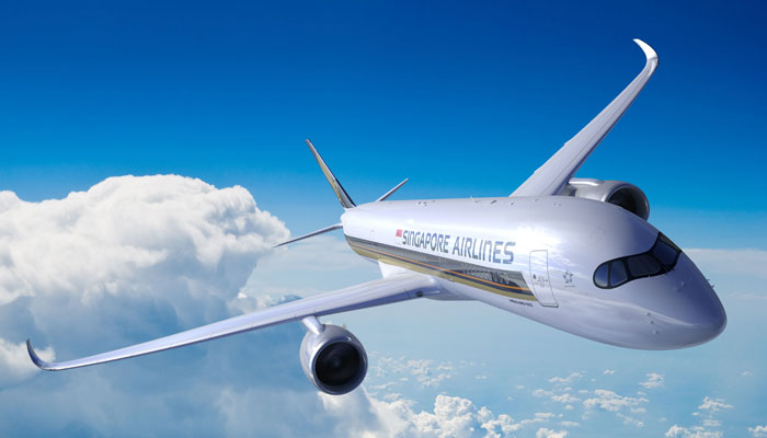 Airbus A350-900 Ultra Long Range der Singapore Airlines. Foto: Singapore Airlines