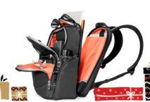 er EVERKI Suite Premium-Laptop-Rucksack. Foto: PR; Illustrationen: iStock.com/kite-kit